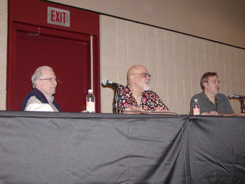 Episode #218 Part IV: MegaCon 2012: Titans Forever! Panel!