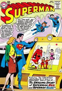Superman #162!