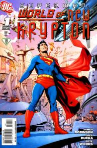 Superman: World Of New Krypton 1!