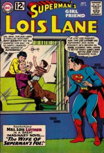 Superman's Girl Friend Lois Lane 34, July 1962!