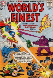 World's Finest Comics 134, June 1963!